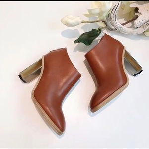 Hermès half boots