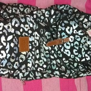 NWT rare/htf pink by Victoria's Secret backpack
