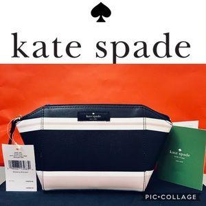♠️ KATE SPADE Travel Cosmetic Bag