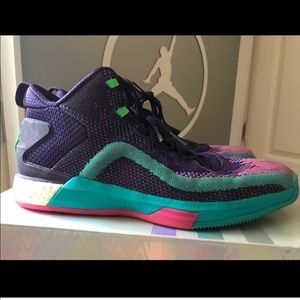 Adidas John Wall 2 All-Star Colorway Boost!