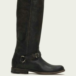 Frye Phillip Ring Boots