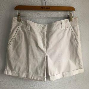 Tommy Bahama white short.