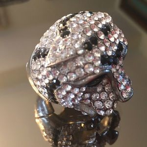 Stretch Panther Ring