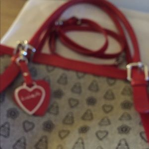 Loristella made and purchased in Italy satchel