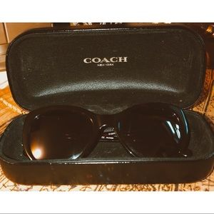 Women's (Authentic) Coach sunglasses