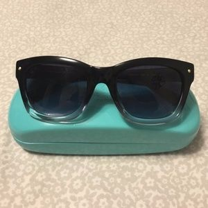 Kate Spade Arianna 55mm Retro Sunglasses