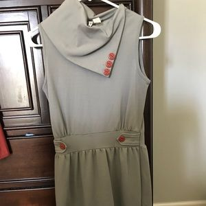 Matilda Jane Gray Beaches Dress Size XS