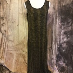 Perfect for Layering Maxi Dress
