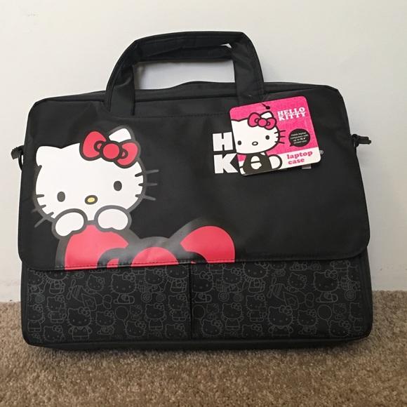 b12af3c85 Hello Kitty Bags | Nwt Laptop Bag | Poshmark