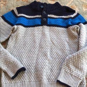 Gymboree boys sweater
