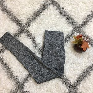(Forever 21) Grey&Black Athletic Leggings - Size S