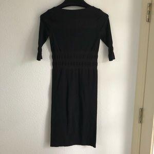 Bebe body con midi dress