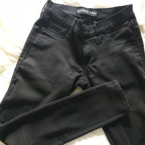 Black Express Jeggings