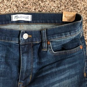 Madewell High Riser Skinnies, tags still attached!