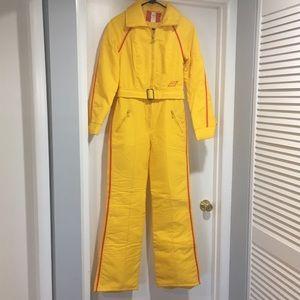 Vintage 70's Ski Suit  Deadstock