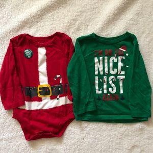 The PERFECT Baby Christmas shirts!