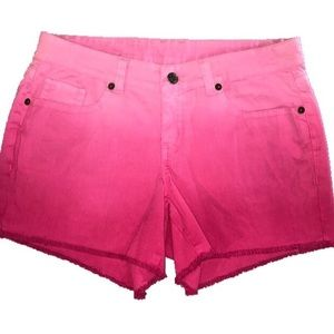 🔴3/$20 Seven Ombre Pink Shorts