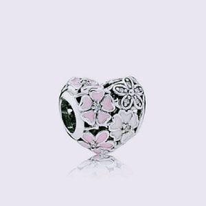 Pandora Poetic Bloom Charm