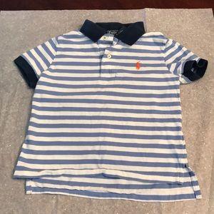 Polo by Ralph Lauren striped polo shirt