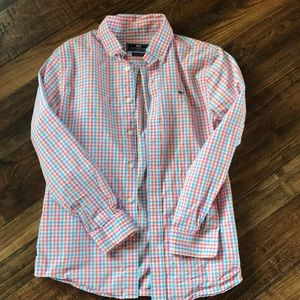 Vineyard Vines boys long sleeve shirt