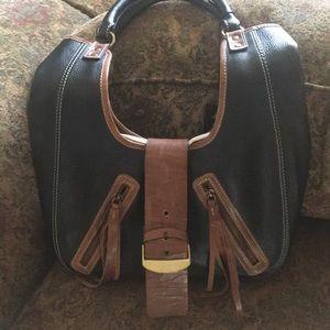 Sophia Visconti hobo handbag NwT