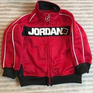 Jordan Zip Track Jacket