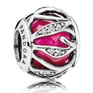 New Nature's Radiance, Red Synthetic Ruby Charm