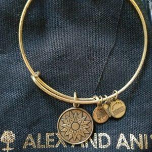 Alex and Ani New Beginnings Bracelet