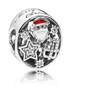 New Pandora Christmas Joy Charm