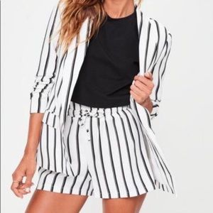 Adorable shorts and blazer set brand new