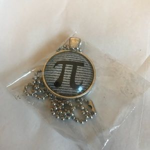 5 FOR $13 MIX/MATCH  PI NECKLACE