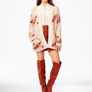 Free People Time & Time Again Sweater ❄️