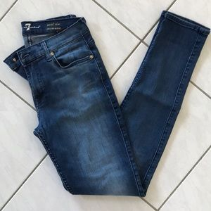 7 For All Mankind Mid Ride Roxanne Jeans