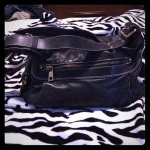 Marc Jacobs Purse black with Gold detail