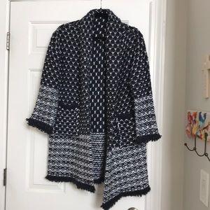 Zara chunky cardigan