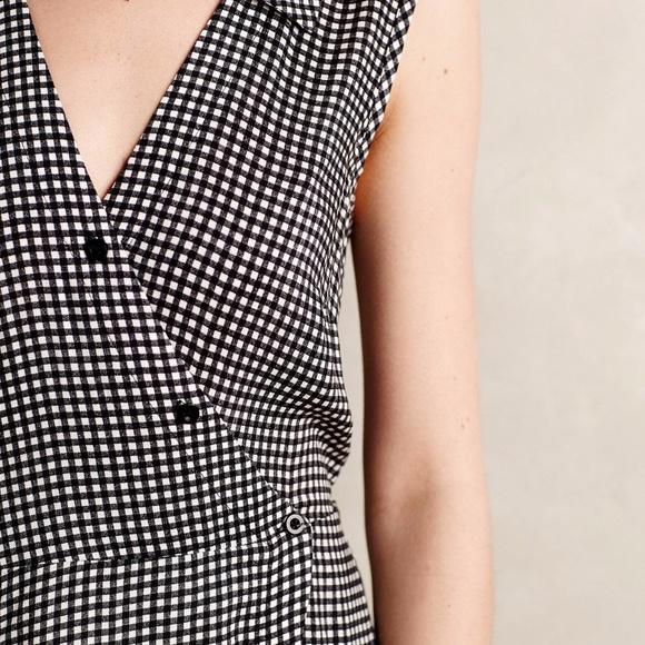 Anthropologie Dresses - Anthropologie Askew Shirtdress
