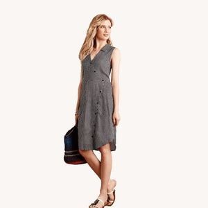 Anthropologie Askew Shirtdress