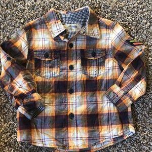 Other - Never worn plaid shirt