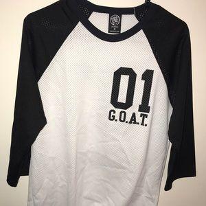 SLCA 3/4 Baseball Mesh shirt