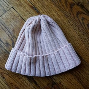 Urban Outfitters Fisherman Beanie in Rose OS