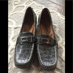 Naturalizer Celian gray loafer shoes nwot's!!💥