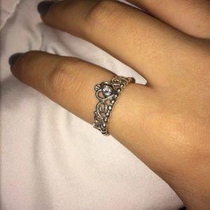 Pandora ring NEW