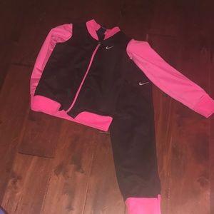 Girls Nike Jump set