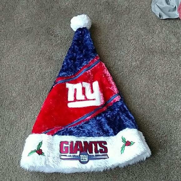 c205f7455ea19a NFL Accessories | New York Giants Santa Hat | Poshmark
