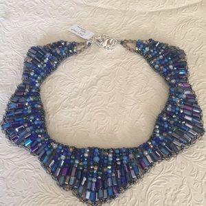 Nakamol breathtaking beaded choker necklace