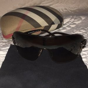 Men's Burberry Sunglasses