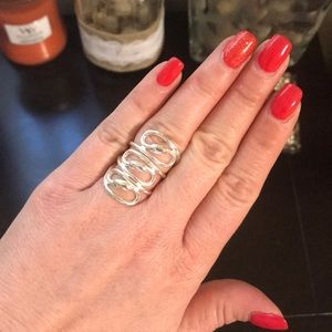 Pretty funky ring!