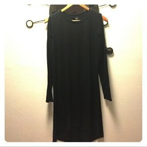 EUC Cold Shoulder Dress by Mossimo, sz Small