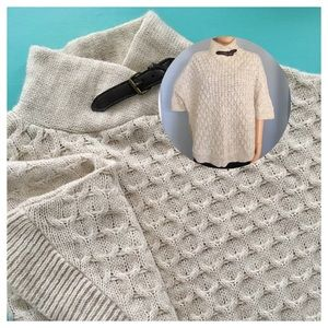 NWOT Izabel London Poncho Sweater -NEW!