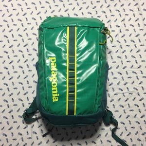 Patagonia 25L Black Hole Backpack Green/Grey